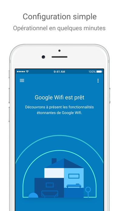 Google Wifi sur pc