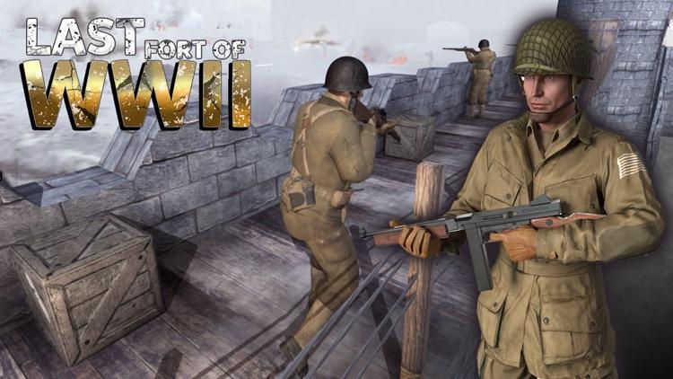 Last Fort of World War screenshot-3