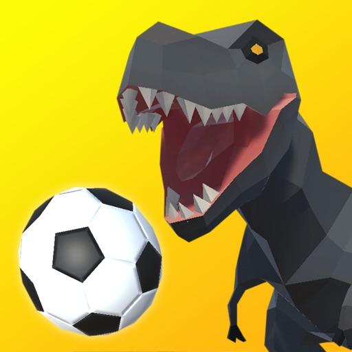 Dinosaur Soccer 3D