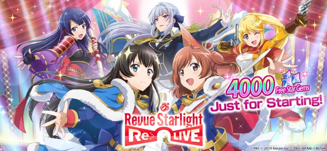 Revue Starlight Re LIVE on the App Store