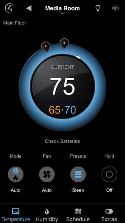 Control4 for OS 2 screenshot-5