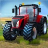農業トラクターシミュレーターゲーム