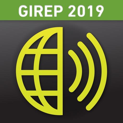 GIREP 2019 app logo