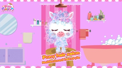 Pony Hair Salon:Princess screenshot 1