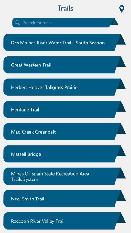 Iowa Recreation Trails