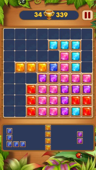 Block Puzzle: Fit Jewels screenshot 1