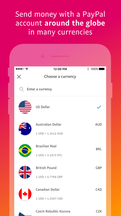 messages.download PayPal: Mobile Cash software