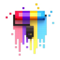 Magic Pixel - 3D Coloring Book