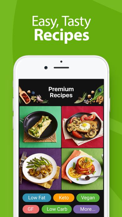 MyNetDiary Calorie/kJ Counter screenshot four