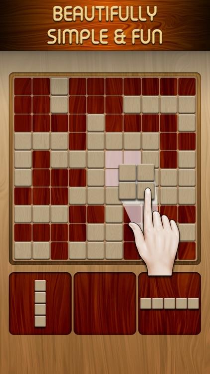 Woody ™ Block Puzzle screenshot-3