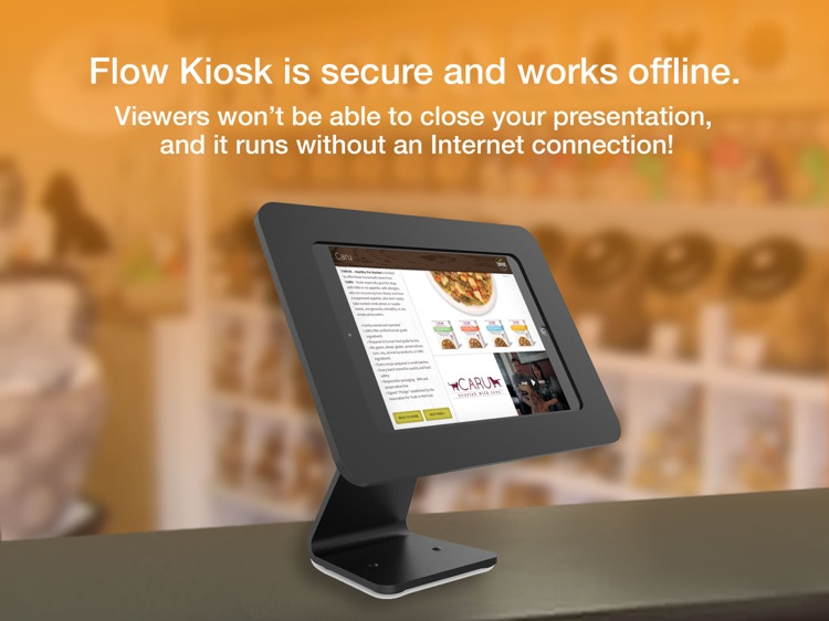 Flow Kiosk