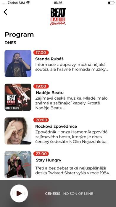Rádio Beat screenshot three