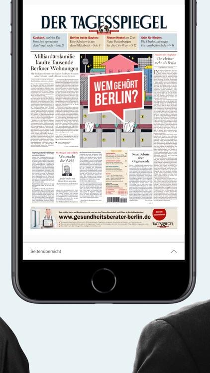 Tagesspiegel - Nachrichten
