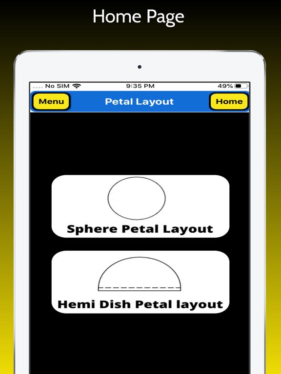 Petal Layout Pro screenshot 9