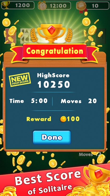 All in One Solitaire Card Game screenshot-7