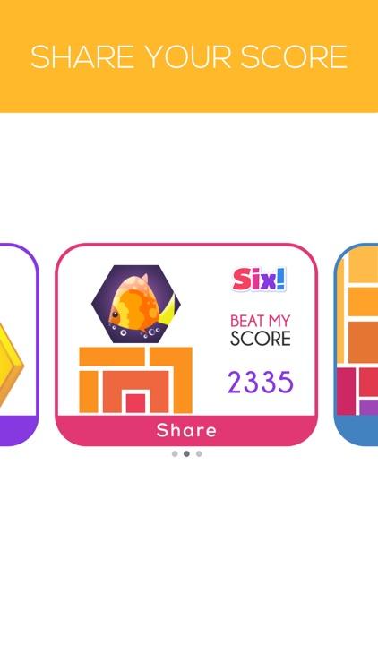 Six! screenshot-4
