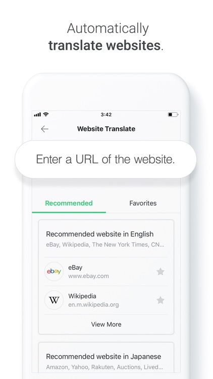 Naver Papago - AI Translator screenshot-6