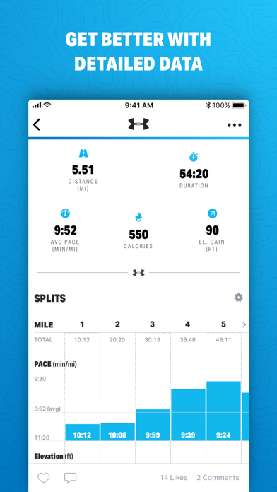 Map My Run by Under Armour-1