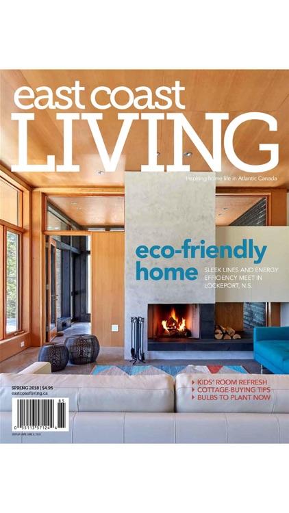 East Coast Living Magazine screenshot-6