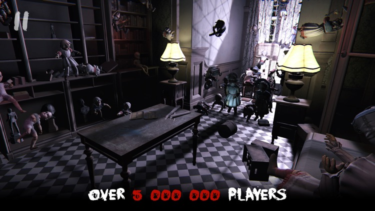 Layers of Fear: 3D Horror Game screenshot-5