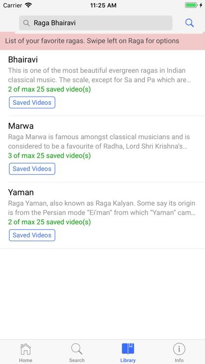 Amazing Ragas screenshot-7