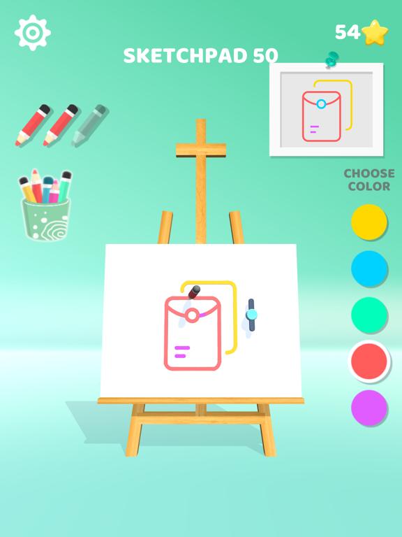 Color Drawing 3D screenshot 3