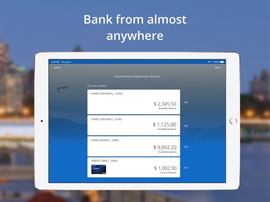 Chase Mobile℠ screenshot