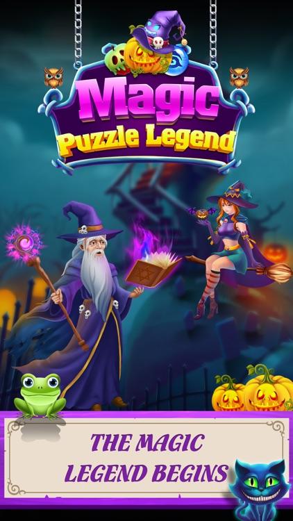 Magic Puzzle Legend: Match 3 screenshot-3