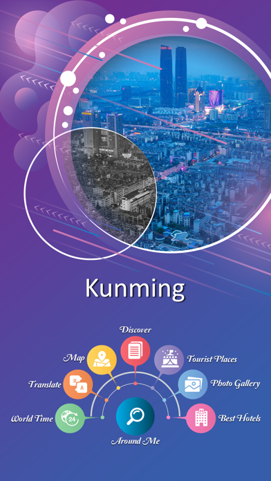 Kunming Travel Guide screenshot 2