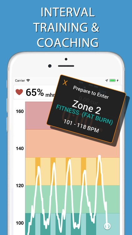 iWalker Tracker + Heart Rate screenshot-7