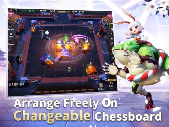 Onmyoji Chess screenshot 8