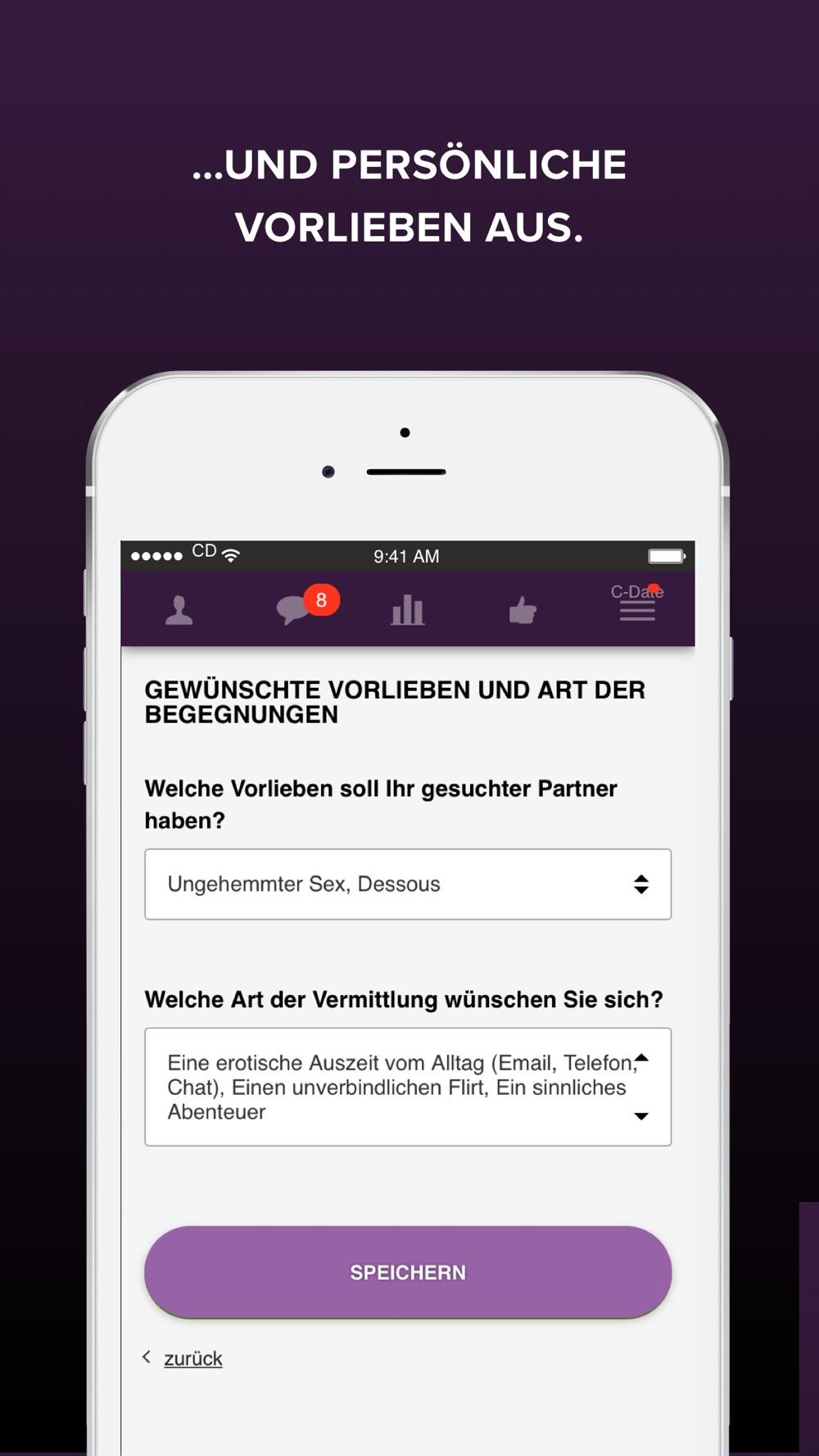 Flirt app iphone kostenlos