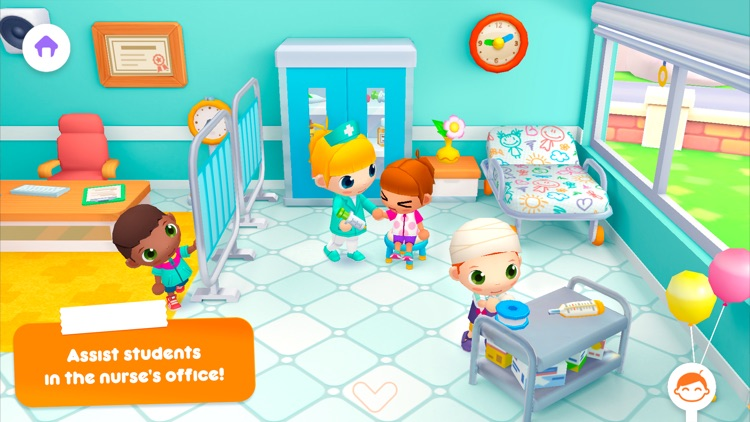 Sunny School Stories screenshot-1