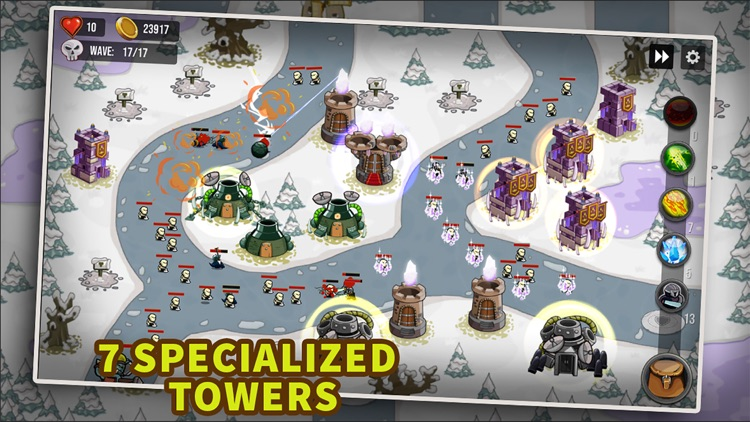 Tower Defense: The Last Realm screenshot-4