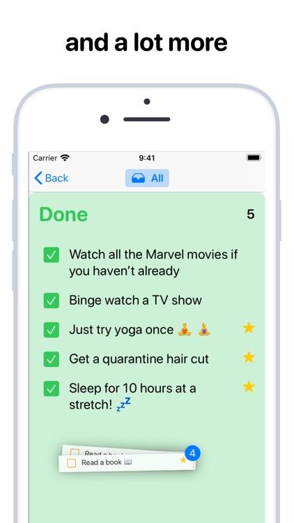 Tasks: Smart Lists & Reminders screenshot-8