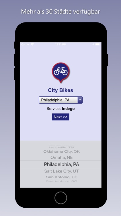 City Bikes Share screenshot-4