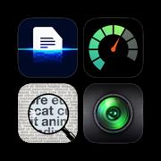 Digital Tools - document scanner,speed radar,maginifier,night camera,tape measure