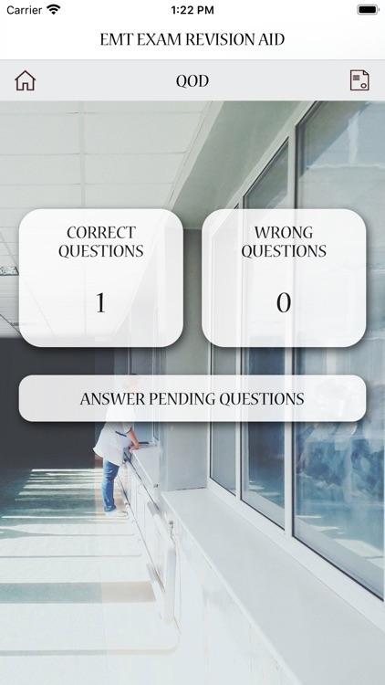 EMT Exam Revision Aid screenshot-4