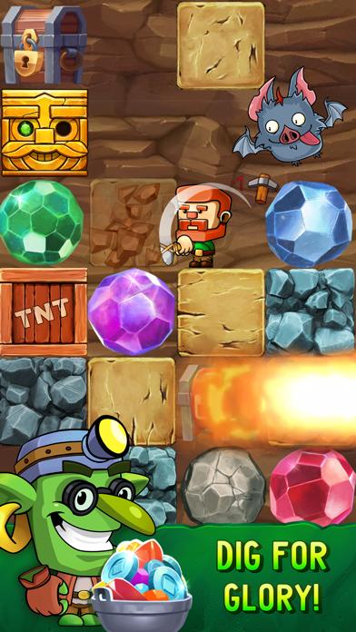 Dig Out! - Gold Digger på PC