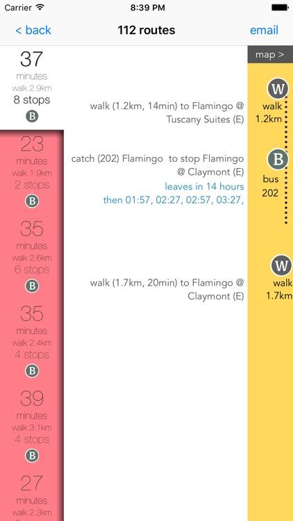 Las Vegas Transport Guide screenshot-4