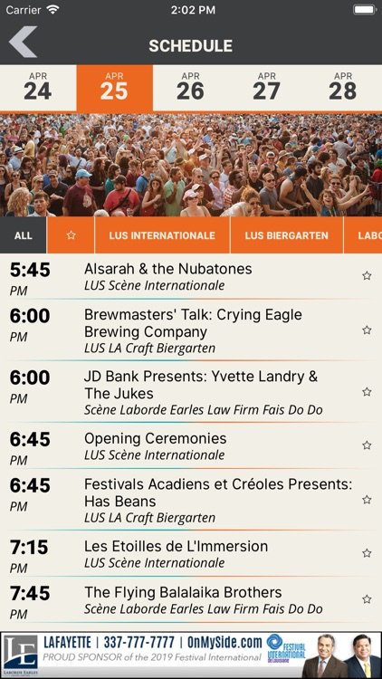 Festival Intl. de Louisiane