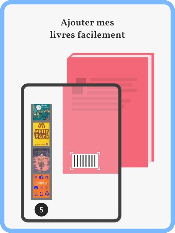 Gleeph - gestion bibliothèque