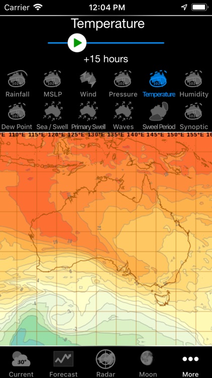 Australia Weather Information screenshot-6