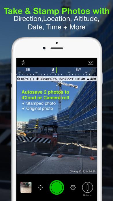 Solocator - GPS Field Cameraのおすすめ画像1