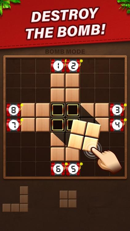Fill Wooden Block Puzzle 8x8 screenshot-3