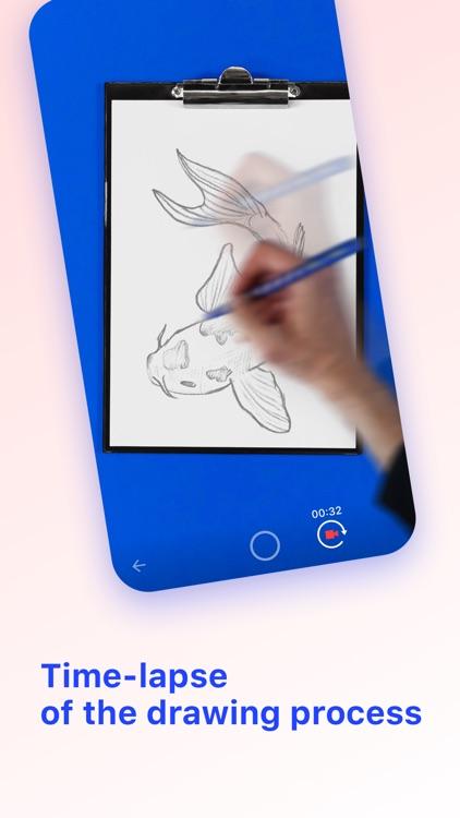 SketchAR: learn how to draw screenshot-4