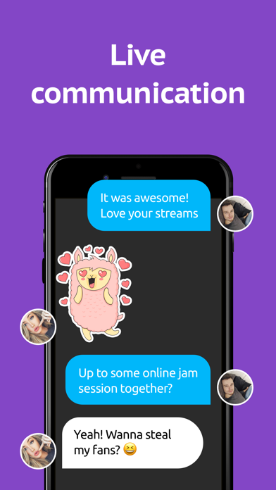 Live Video Chat Private & Duo by Halverston Holdings Limited