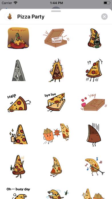 Pizza-Party screenshot 3