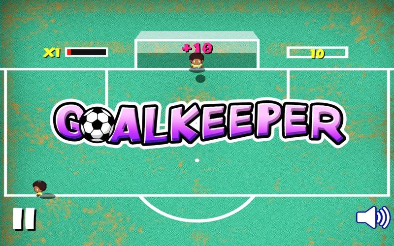 Mini Goalkeeper screenshot 6