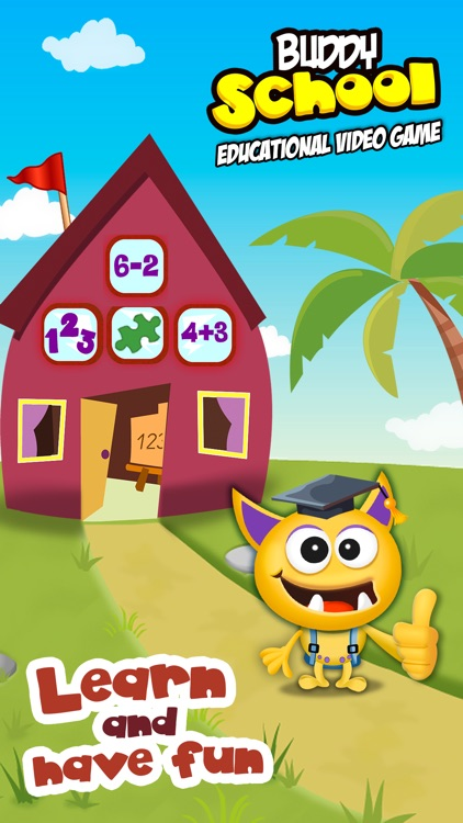 Math games for kids with Buddy screenshot-3